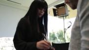 Selena Gomez Signs Journals