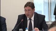 Цвятко Георгиев: Финансирането е препъни камък за реформите в сигурността