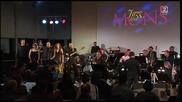 Mi Daj Man Mukhlja - Imer Traja Brizani & Amala Ork Big Band Rtv Slovenija 2012
