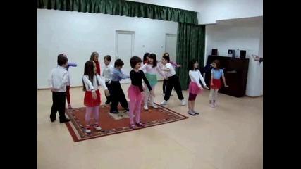 Открит урок на Iv група при Одз №99 Сарагоса