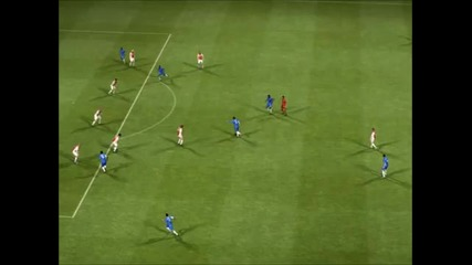 Pes 2012 •messi• •ronaldo• etc Goals Hd !