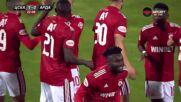 Нов гол на Кайседо - 1:0 за ЦСКА