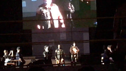 Riddick Moss & Tino Sabbatelli Live