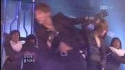 Dbsk(tvqx)- Purple Line //inkigayo-live