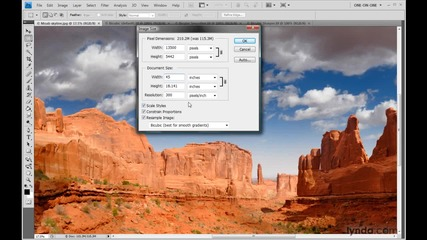 Photoshop Top 40, Feature #03 - Image Size