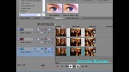 Урок за Сони Вегас - Цветни ленти върху видео