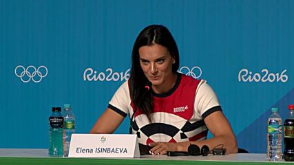 Brazil: 'My professional career is over' - double Olympic champion Isinbayeva