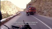 МИСИЯТА НЕВЪЗМОЖНА: ПРЕСТЪПНА НАЦИЯ - каскади с мотори