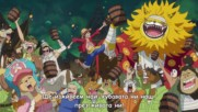 One Piece - 766 [ Bg Sub ] Вградени