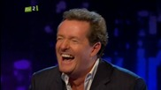 Piers Morgan with Simon Cowell - Uncut 5/7