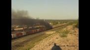 """3te10m Ето това се казва - """"пуши като руски влак!"""""""