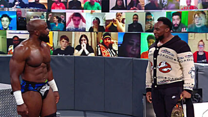 Apollo Crews vs. Sami Zayn: SmackDown, Jan 15, 2021