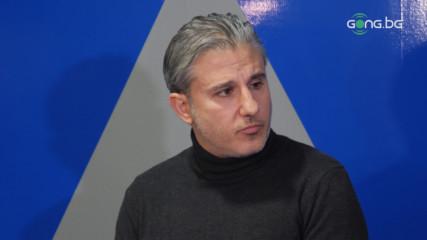 Павел Колев: Нямам притеснения за бъдещето на Левски