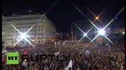 Greece: 'We will fight together to rebuild a new Greece' - Tsipras tells 'no' supporters