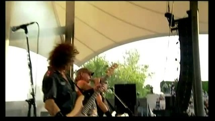 Accept - The Abyss - Live at Rock Hard Festival 2010