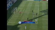 Aj Auxerre - Kobenhavn goal A.traore (fifa12)