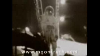 Истинското кацане на луната