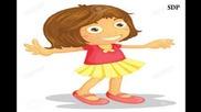 Разсеяната Внучка:весело Детско Стихче