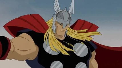 Отмъстителите: Най-великите супер герои С01 Е02 Бг Аудио