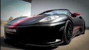 Да се повозим с Ferrari F430 Hamann