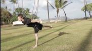 Гимнастическа тренировка за начинаещи- пълна тренировка