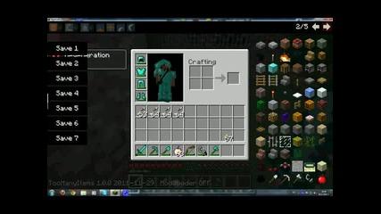 Minecraft Моят свят :d