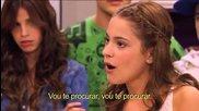 Violetta - Violetta e Leon cantam Voy por ti