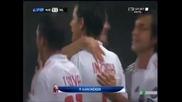 Първи гол на Супер Пипо * Марсилия - Милан 15.09.2009