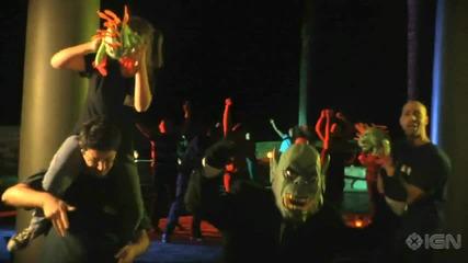 Jace Hall - I Play W.o.w Music Video
