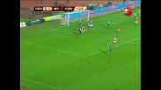 Цска аут от Лига Европа 1 - 2 срещу Besiktas