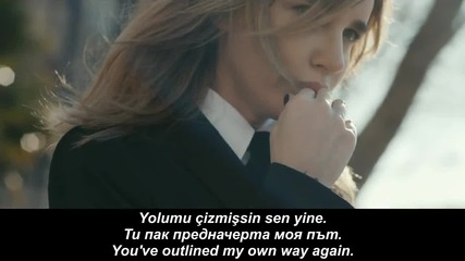 Gulsen - Emrin Olur (prevod) (lyrics)