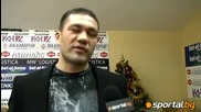 Kubrat Pulev to Sportaltv Andrea will perform in Germany