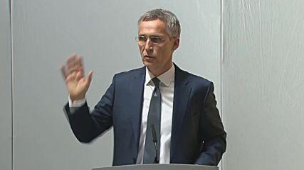 UK: 'Assertive Russia' threat to European security – NATO Sec. Gen.