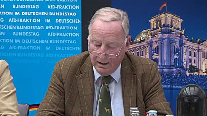 Germany: Without AfD, CSU would not fight for border controls - AfD leader