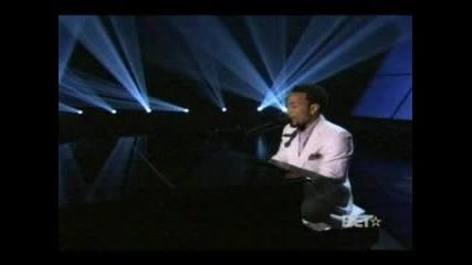 John Legend & Stevie Wonder - Live