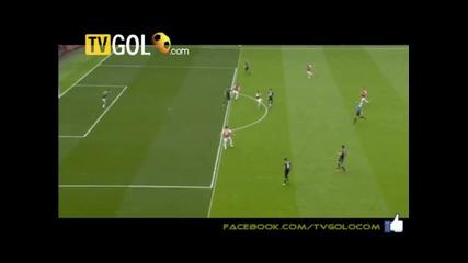 Арсенал 0-2 Ливърпул