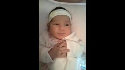 Най - сладкото бебе Тияна