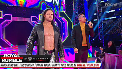 "The Miz and John Morrison make Royal Rumble ""must-see"": SmackDown, Jan. 24, 2020"