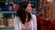 Приятели - сезон 8, еп.3, бг аудио
