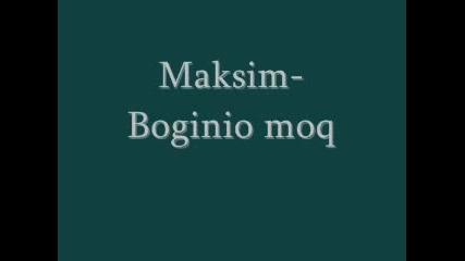 Maksim - Boginio Moq