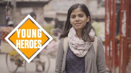 Young Heroes: I survived for a reason