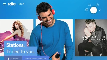 Rdio Takes a Dig at Spotify With $3.99 Music Streaming Service