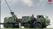 Serbian Army - Nora B-52 Self-propelled Artillery 152 mm