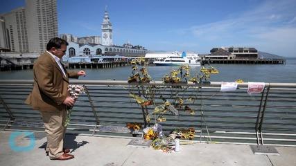 AP Source: Fed's Gun Used in San Francisco Pier Slaying