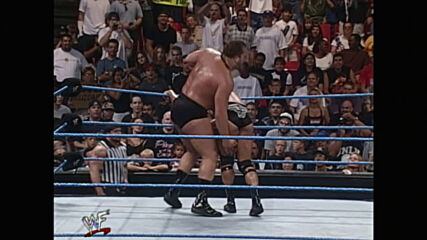 Five-Man Royal Rumble Match: SmackDown, Sept. 16, 1999