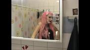 Adoras Goth Make - Up Tutorial 1