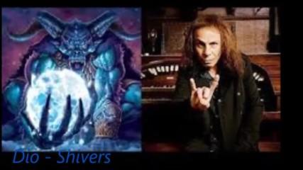 Diо - Shivers - lyrics - Авторски Клип
