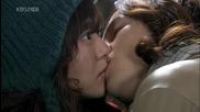 Бг Субс - Първа целувка в драмата Mary Stayed Out All Night ~ Jang Geun Suk & Moon Geun Young - 5 еп