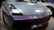 1500 Whp Ugr-r Lambo и 1100hp Ford Gt се забавляват на улицата