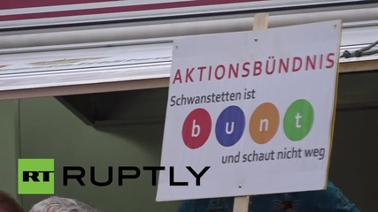 Germany: Hundreds rally against far-right demo in Nuremberg